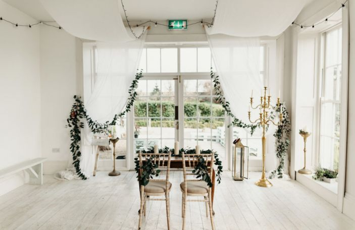 WIN! Afternoon tea and a wedding styling session with Niamh from Horetown House