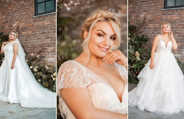 Plus Size Wedding Dresses from Leading Irish Boutiques