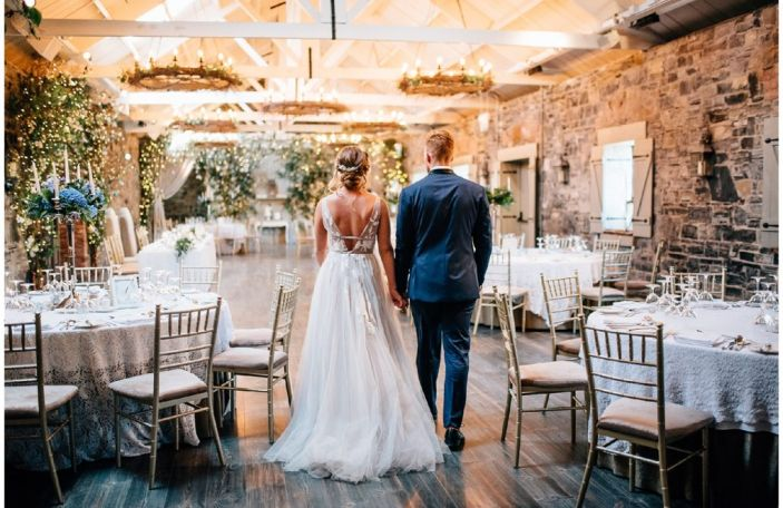 7 reasons to get married at our Venue of the Month April 2019, Ballymagarvey Village