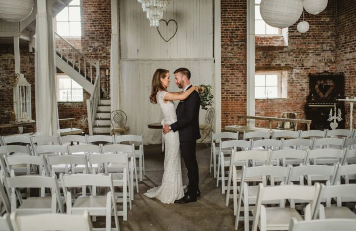A Summer Wedding at The Millhouse for Aoife and Eoin