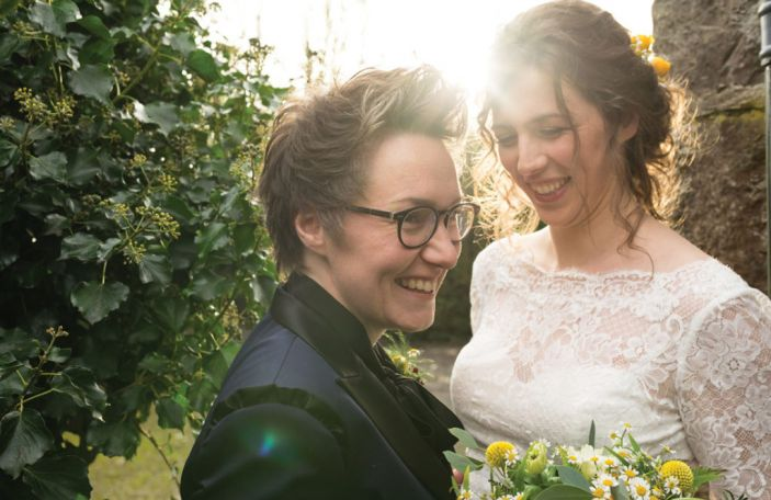 A Mount Druid Wedding for Eimear and Shona