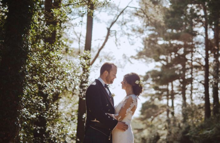 A Bansha Castle Wedding for Camilla and Jason