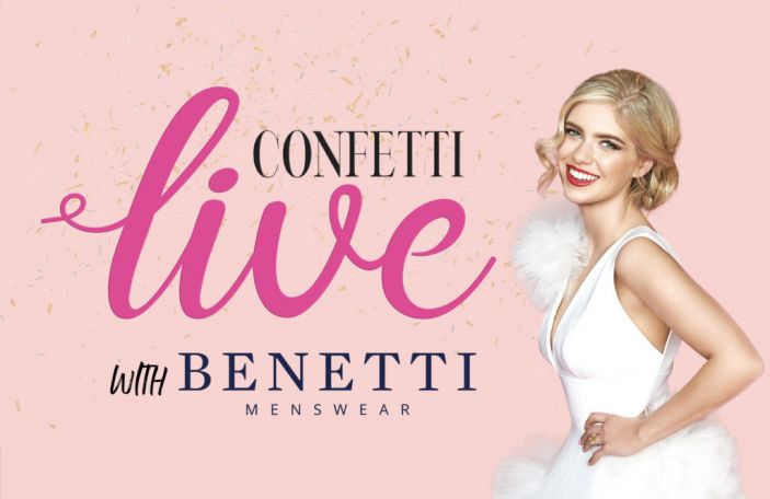 Confetti Live is Back! And it's bigger than ever...