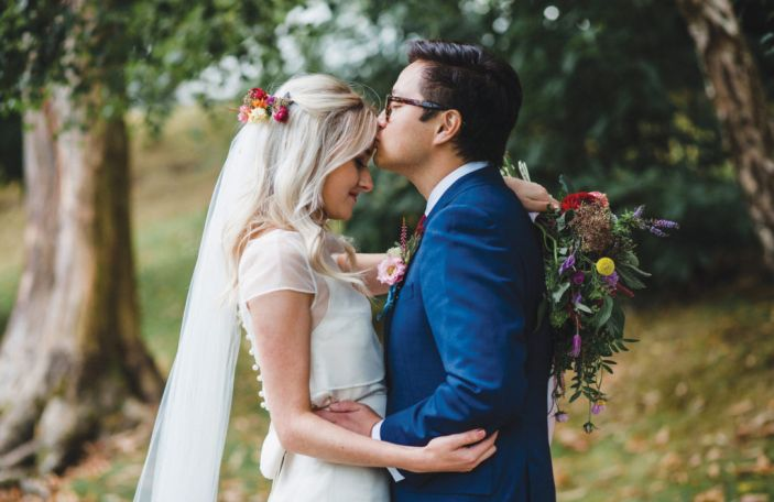 A Tinakilly Wedding for London based Joosung and Imogen