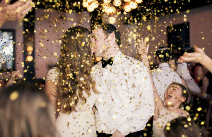 New Year's Eve Wedding: The Pros and Cons