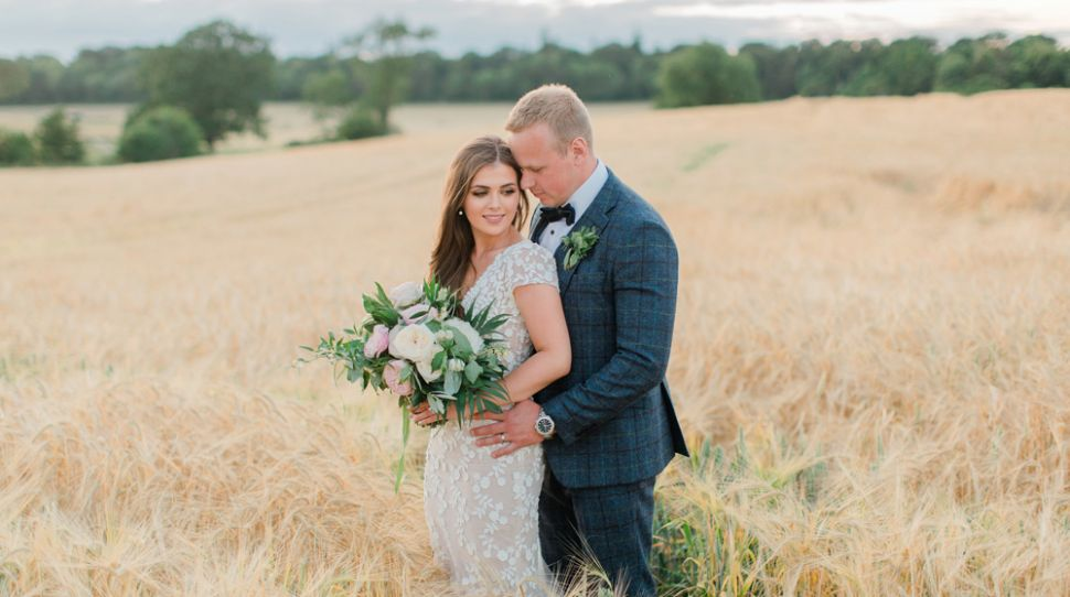 A Bright, Summer's Day at Meath Wedding Venue Ballymagarvey