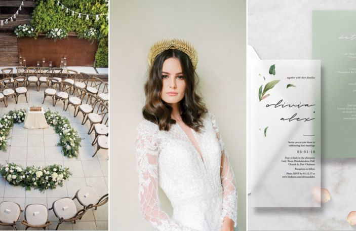 2020 Wedding Trends We Can't Wait to See