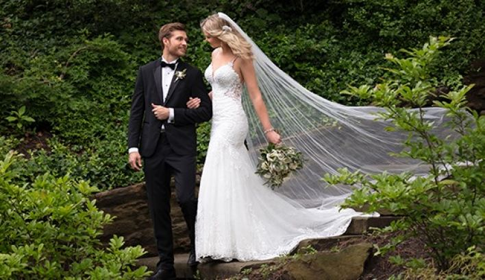 Pearls and Lace Bridal Boutique