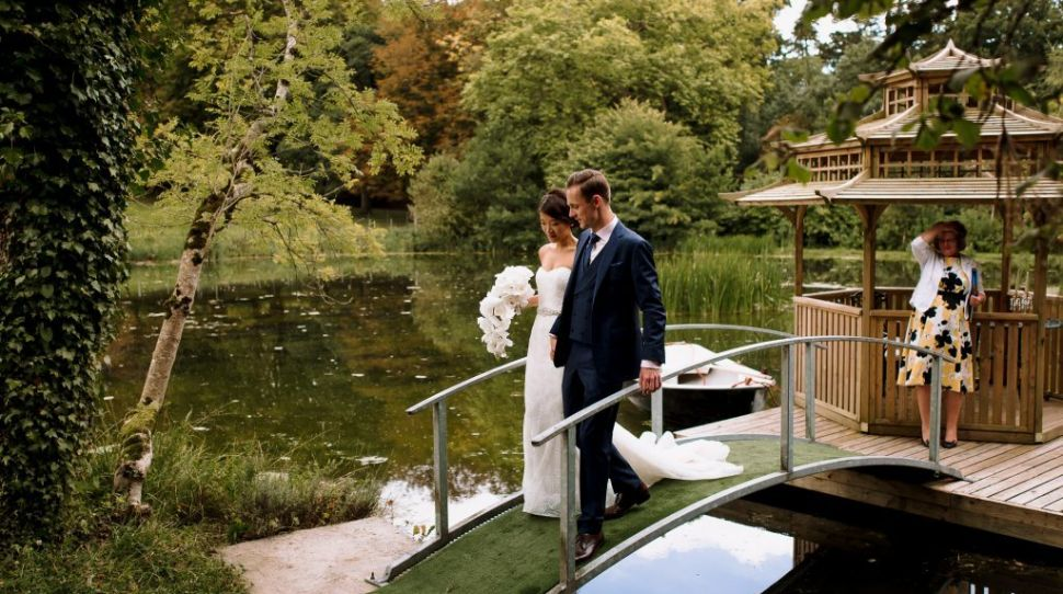 4 gorgeous ceremony locations to choose from at Kilshane House