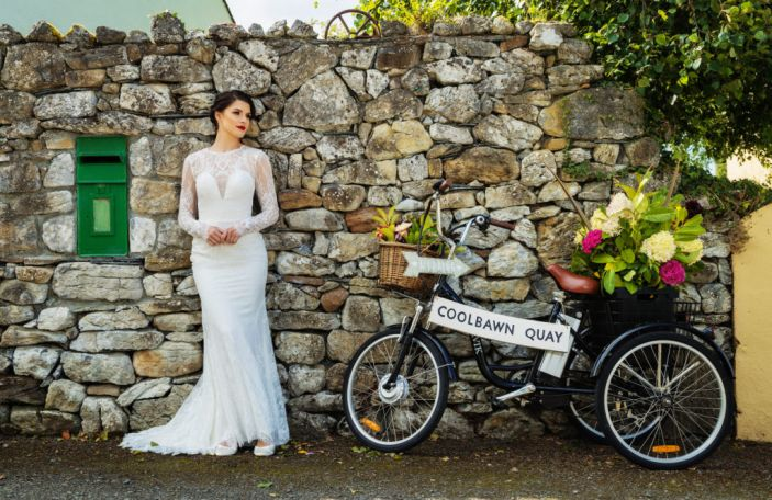 You're invited! Coolbawn Quay's wedding showcase, Saturday February 1st