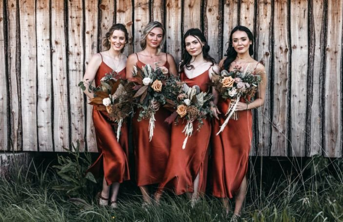 5 major bridesmaid dress trends for 2020