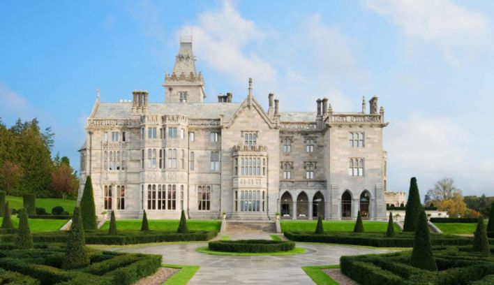The Ultimate Wedding Retreat at Adare Manor