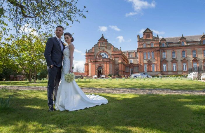 7 reasons to get married at Thomas Prior Hall
