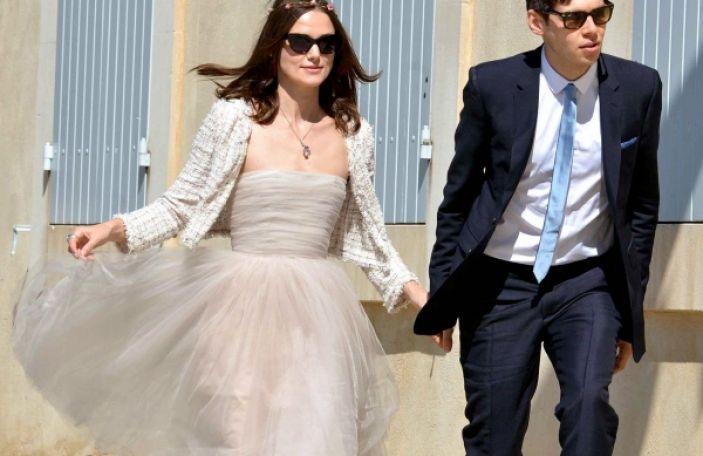 Get Keira Knightley's Wedding Look