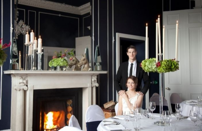 We're Planning Ahead for Winter: No. 25 Fitzwilliam Place Fits the Bridal Bill