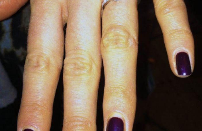 Exclusive: Rosanna Davison's Voltaire Diamonds Engagement Ring Up Close & Personal!