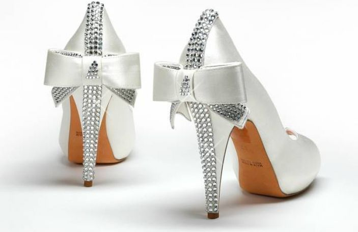 10 of the best bridal shoes