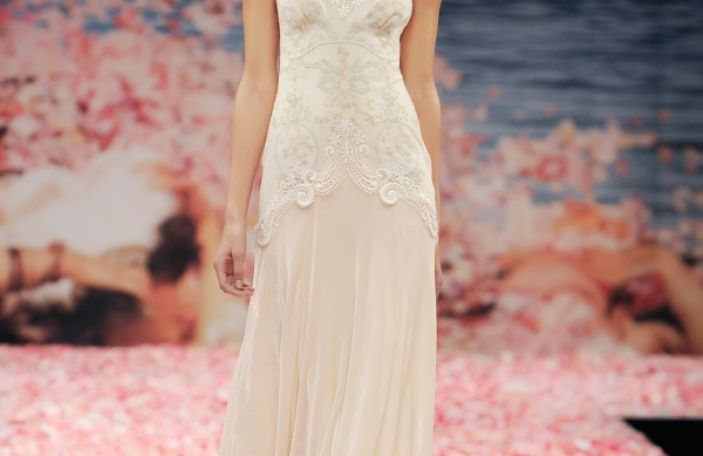Bridal Forecast: Gorgeous Wedding Gowns for 2013