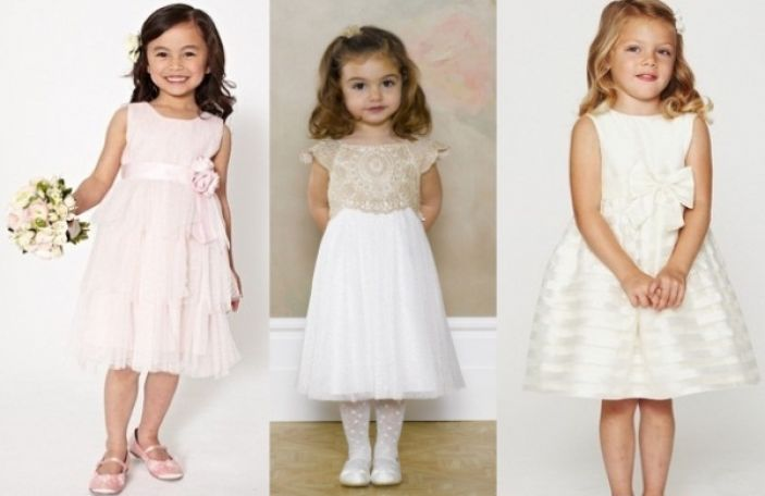 10 Best Flower Girl Dresses You'll Find On The Highstreet