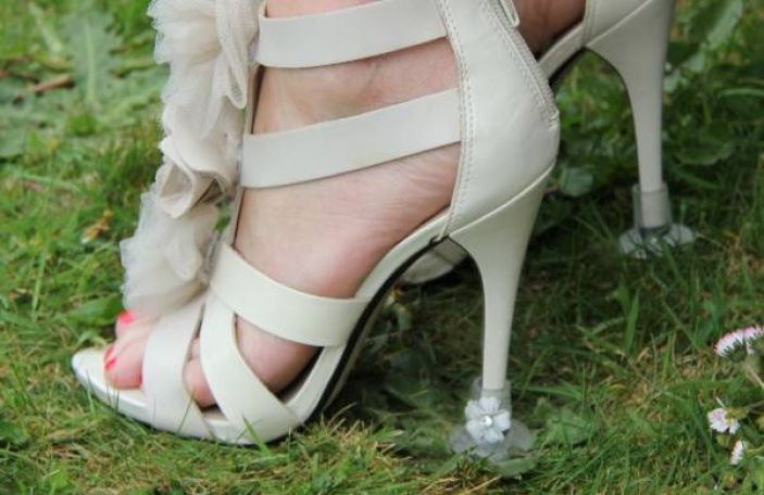 WIN a box of Heelstoppers, perfect for a summer wedding