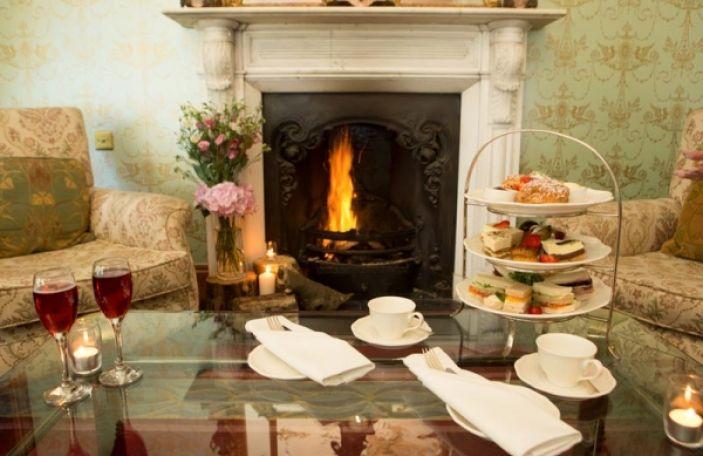 Win a Romantic Break in Glenlo Abbey Hotel in Galway
