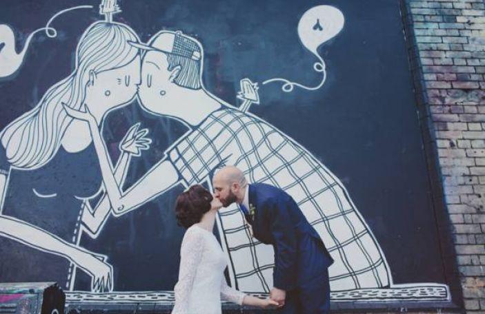 Sweethearts & Street Art