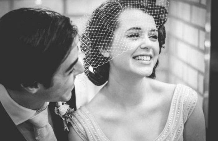 Sweet Vintage Springtime Wedding Inspiration
