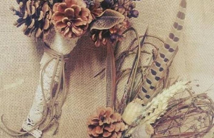 Friday's Top Tip: The secret to a beautiful (and thrifty) autumn bouquet