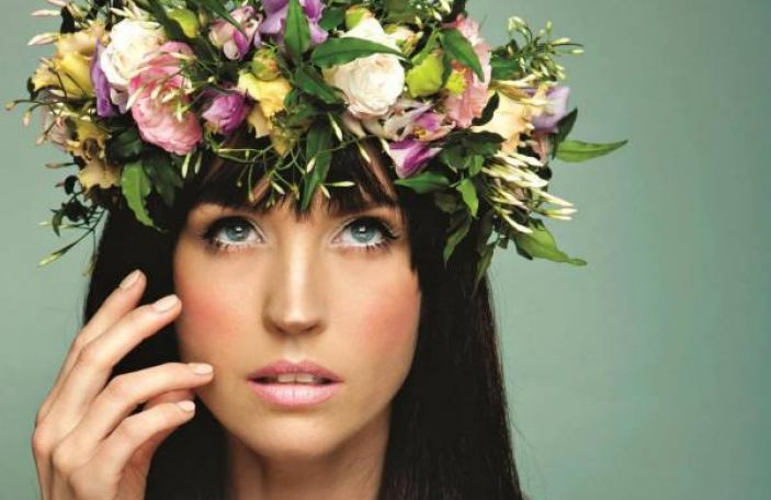 Bridal makeup inspiration with a difference