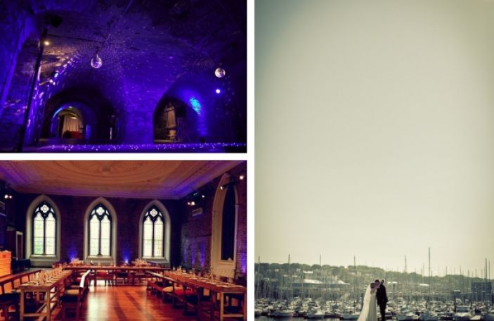Five unusual Dublin wedding venues