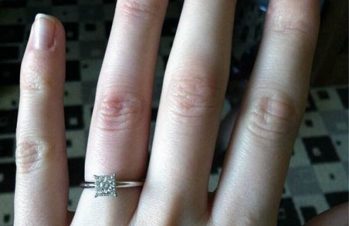 Ring, ring: Confetti.ie Readers Show Their Rings & Tell Engagement Stories