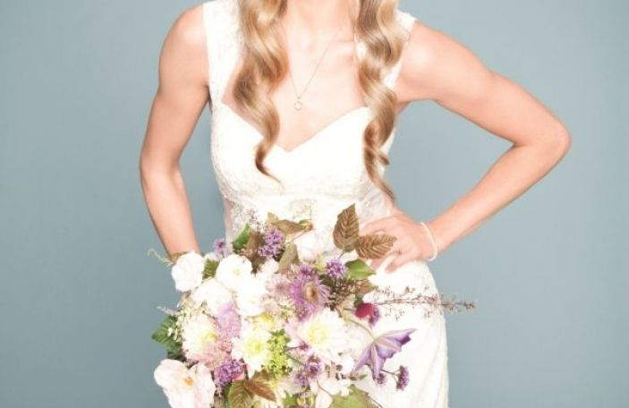 Summer cover girl Sarah Morrissey reveals her bridal beauty secrets