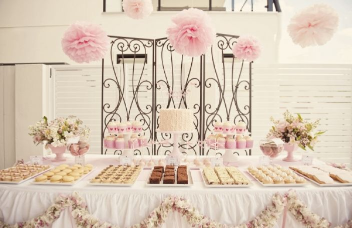 Inspirational Ideas For A Delightful Dessert Table
