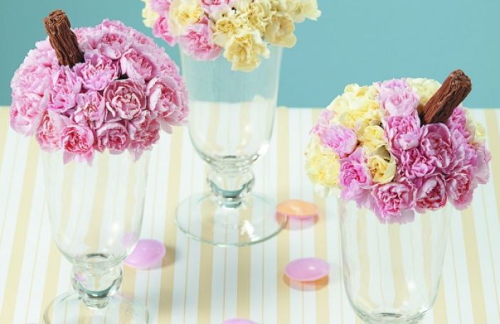 Inspirational Ideas for a Pink Themed Wedding Reception