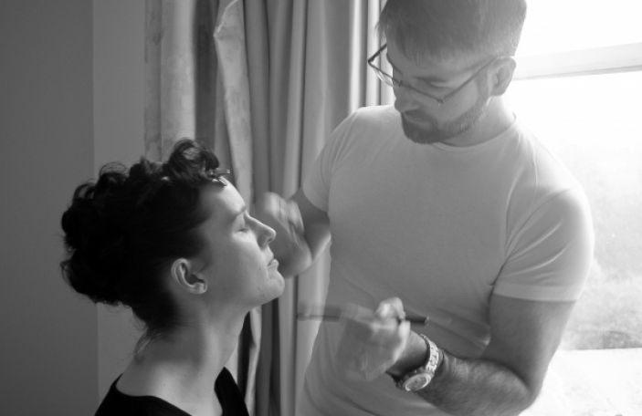 Dress Month 2013: The Makeup