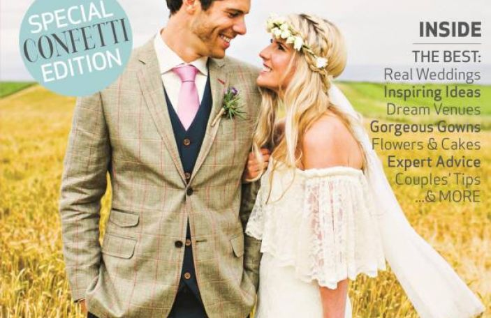 Cover Sneak Peek: 25 Irish Weddings comes out on Friday!