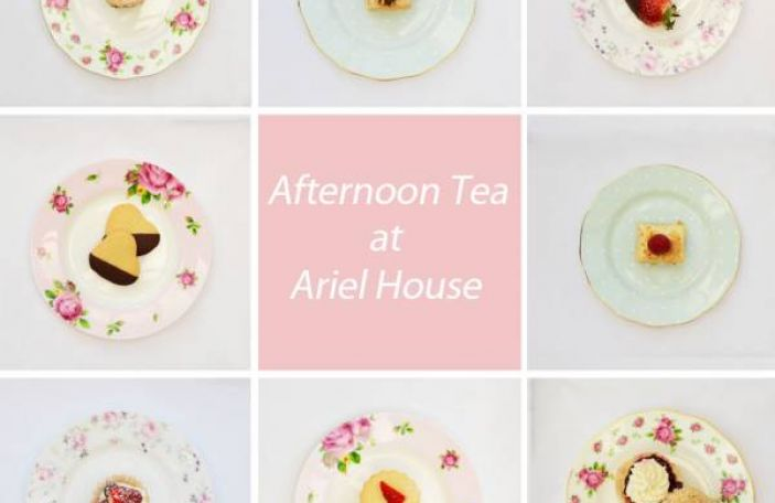 Hen Party Idea: Afternoon Tea at the Ariel House