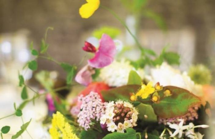 Friday's Top Tip: Make Your Flowers Do Double Duty