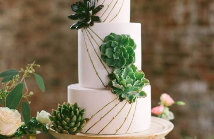 16 Amazing Wedding Cakes