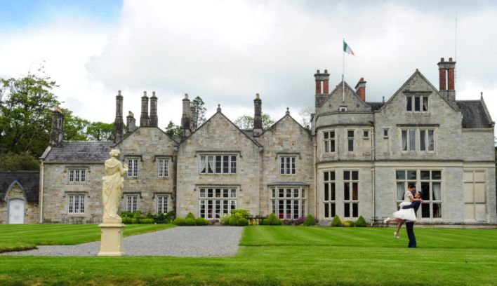 Lough Rynn Castle