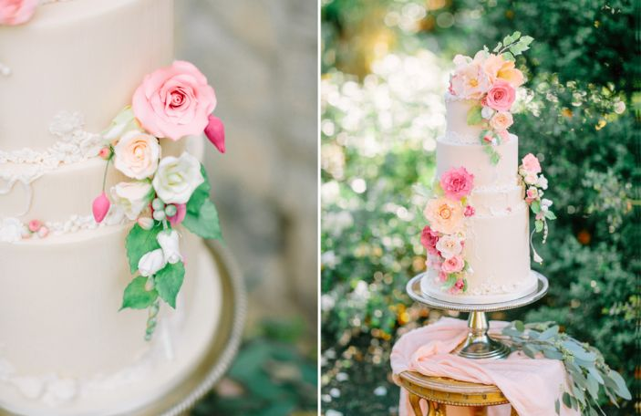 Show & Tell: 6 Irish Wedding Cake Creatives Show Us Their Work