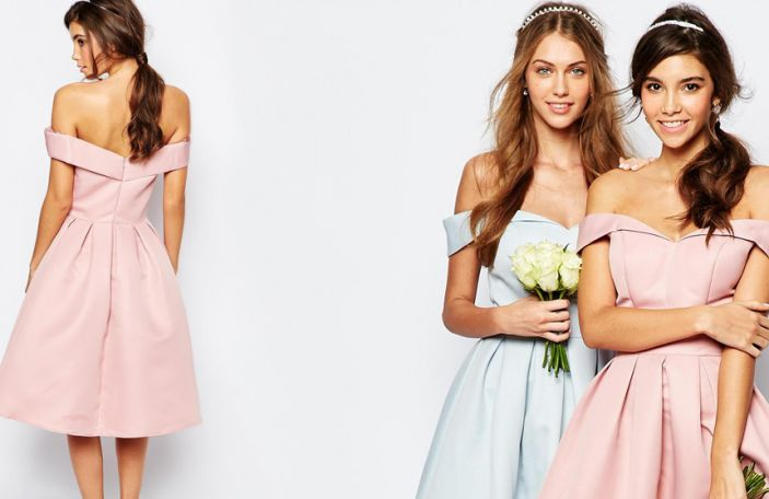 Bridesmaid must-haves: 10 affordable high street dresses