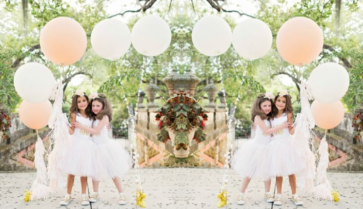 Cute as a button: 10 Affordable Flower Girl Dresses on the High Street