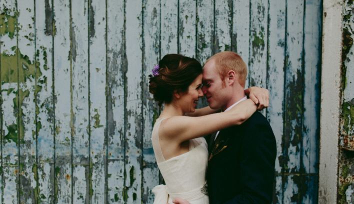 Niamh and Tom's Real Wedding at The Millhouse, Slane