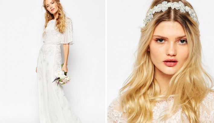9ab822f812c The Asos Wedding Shop is finally here