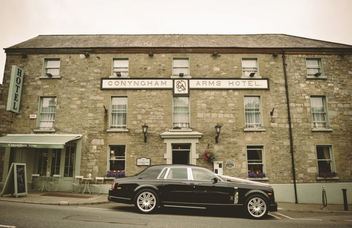 Wedding Fair in The Conyngham Arms Hotel