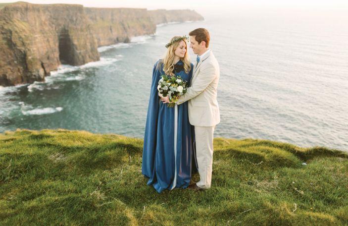 We love Irish Weddings - 5 Reasons to get married in Ireland