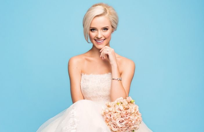 Wedding Makeup Tips from Our Cover Girl