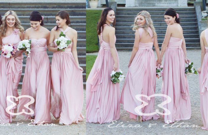 Win: Bridesmaids dresses and your wedding cake!