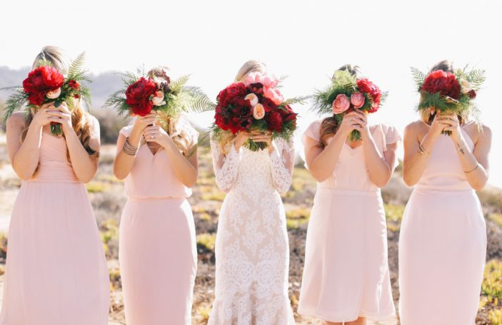 Bridesmaid fashion inspiration for your favourite gals!